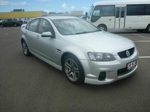 2011 Holden Commodore VE II SV6 Silver 6 Speed Manual Sedan Garbutt Townsville City Preview