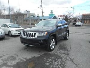 JEEP GRAND CHEROKEE OVERLAND 2013 ( NAVIGATION, BLUETOOTH )