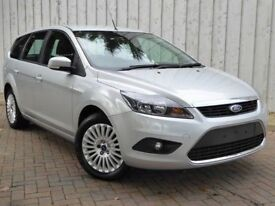 Ford Focus 1.8 Titanium Estate ....Lovely Low Mileage Example, Superb Throughout
