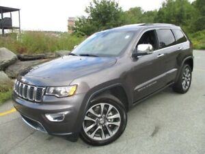 2018 Jeep Grand Cherokee LIMITED V6 4X4 (JUST $37477! ORIGINAL M