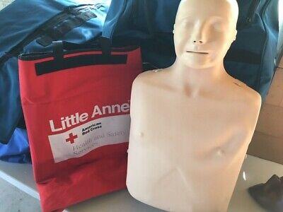 Laerdal Little Anne Adult Cpr Training Manikin