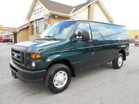 2009 FORD E250 Cargo Loaded 5.4L 5Passenger  ONLY 90,000KMs