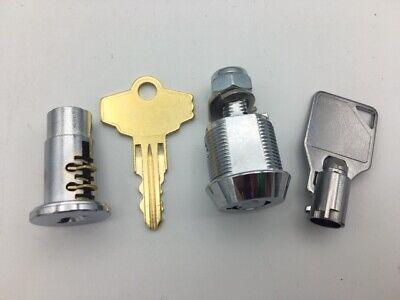 Lock Key Replacement Sets For Northwestern Sticker Tattoo Vending Machine