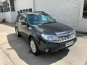 2011 Subaru Forester S3 MY11 XS AWD Columbia Grey 4 Speed Sports Automatic Wagon Colac Colac-Otway Area Preview