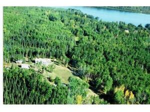 """49 Acres at """"The Narrows"""" Sturgeon Lake. Paved the whole way!"""
