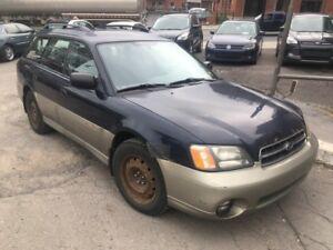 2000 Subaru Legacy Wagon Outback