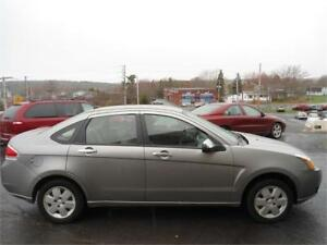 NEW MVI! BRAND NEW TIRES!!! 2008 FOCUS WITH ONLY 73000 KM !!!
