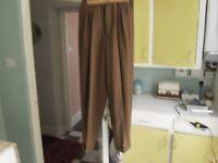 Rockabilly Peg Trousers