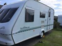 ELDDIS XL SLIPSTREAM 1999
