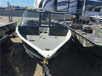 15' Fishing Boat With Merc 40
