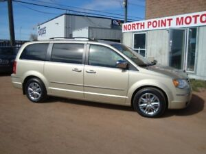 2010 Chrysler Town & Country Limited (Dodge Grand Caravan)