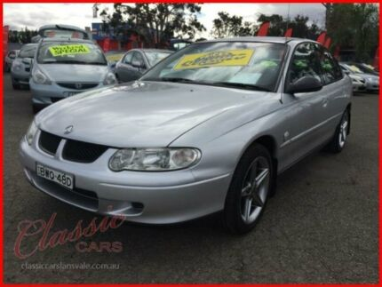 2001 Holden Commodore VX Acclaim Silver 4 Speed Automatic Sedan Lansvale Liverpool Area Preview