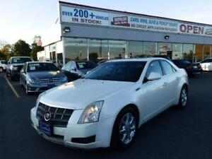 2008 Cadillac CTS LEATHER,ROOF,NOACCIDENTS,ONTARIO CAR CERTIFIED