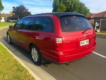 2004 Holden Commodore VY II Executive Red 4 Speed Automatic Wagon North Brighton Holdfast Bay Preview