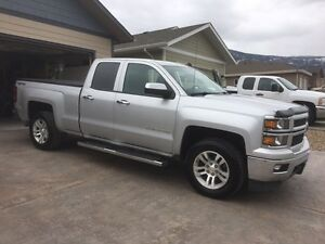 2014 Chevrolet Silverado 1500 True North Edition Pickup Truck