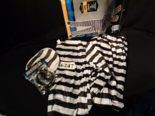 Jailbird Con COSTUME ONE SIZE FITS ALL