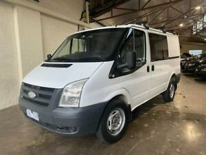 2010 Ford Transit VM Econetic White Manual South Melbourne Port Phillip Preview