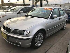 2002 BMW 318I E46 MY2002 Steptronic Silver 5 Speed Sports Automatic Sedan Croydon Burwood Area Preview