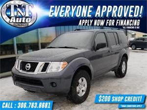 2012 Nissan Pathfinder LE 4X4-APPLY NOW! UR ALREADY APPROVED!