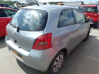 Toyota Yaris T3 2009 For Breaking