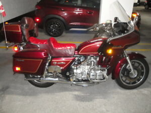 Goldwing Aspencade - Low Km's - Beautiful condition