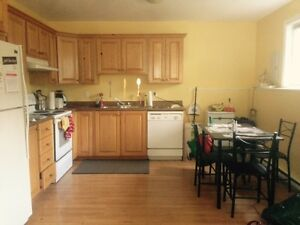 Steps from MUN, fully furnished May - Sept