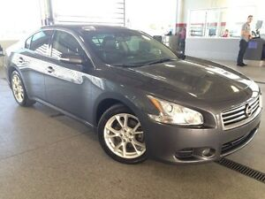 2013 Nissan Maxima SV 4dr Sedan - Leather, Sunroof