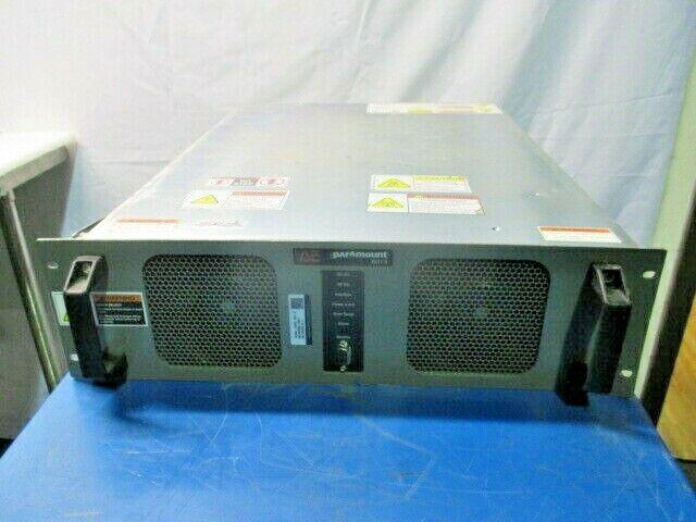 Advanced Energy 3156360-262 HF Paramount 6013 RF Generator 660-244567-004 453576