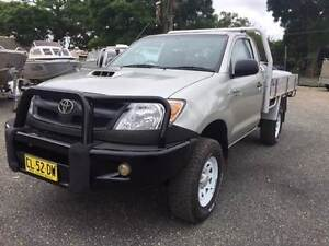 2005 Toyota Hilux Ute South Grafton Clarence Valley Preview