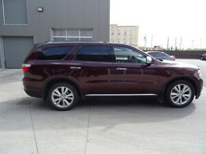 2012 Dodge Durango AWD CREWPLUS Leather,  Heated Seats,  Back-up Edmonton Edmonton Area image 5