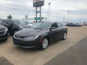 2016 Chrysler 200 LX LOW KM AUTO
