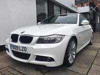 BMW 3 SERIES 2.0 318d M Sport 4dr FULL SERVICE HISTORY