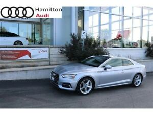 2018 Audi A5 Coupe Komfort quattro