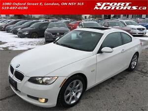 2007 BMW 335i! Turbo! Xenons! New Water Pump! 2 Sets of Tires!