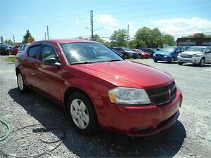 AVENGER - NICE RED ! NEW MVI ! REMOTE STARTER !WARRANTY !