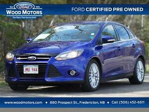 2014 Ford Focus Titanium (1.9% Interest!!!)