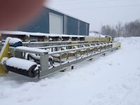 """Aggregate Channel Conveyor 36""""x50ft"""