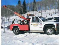 Sundre Towing Business