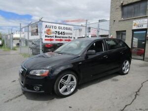 Audi A3 S-LINE,TDI DIESEL, CUIR, TOIT PANO, EXTRA PROPRE! 2011