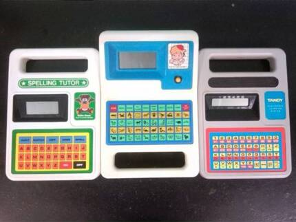 3 x Kids Vintage Early Learning Games Gosnells Gosnells Area Preview
