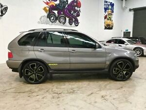 2004 BMW X5 E53 Silver Sports Automatic Wagon Williamstown North Hobsons Bay Area Preview