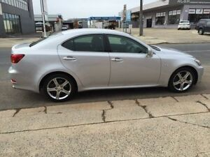 2007 Lexus IS250 GSE20R X Silver 6 Speed Auto Sports Mode Sedan Fyshwick South Canberra Preview