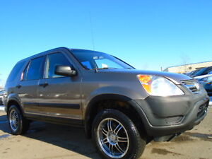 2003 Honda CR-V LX SPORT 4WD EXCELLENT SHAPE IN AND OUT