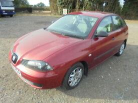 SEAT Ibiza 12V (red) 2003