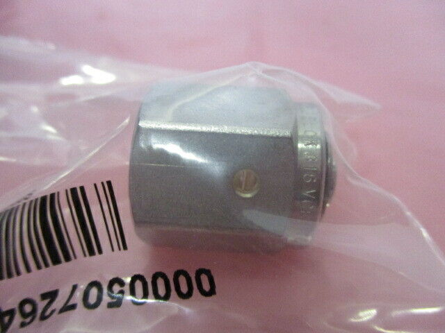 6 Swagelok SS-4-VCR-CP VCR Fitting, 451175
