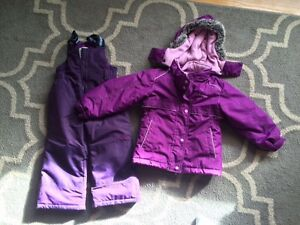 2 Winter Jackets, 2 snow pants and 2 fall jackets