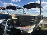 STUNNING PONTOON! 2018 MONTEGO BAY FISH & CRUISE DELUXE 22 Timmins Ontario Preview