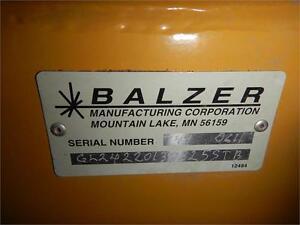2011 Balzer 2000 Field Floater 6 Grain Cart -  2,000+ bu, Scale Regina Regina Area image 3