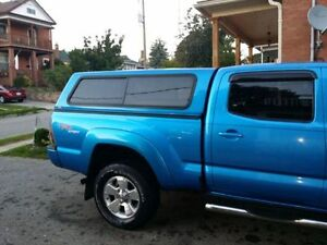 Truck Cap - ARE - Tacoma long box - Speedway Blue