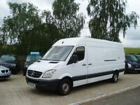2009 MERCEDES BENZ SPRINTER 2.1TD 313 CDI LWB Panel Van NO VAT